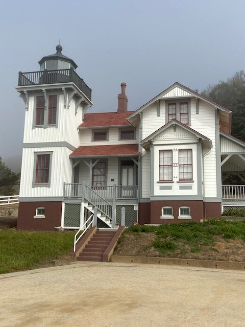 2cps November Paint Out, Pt San Luis Lighthouse